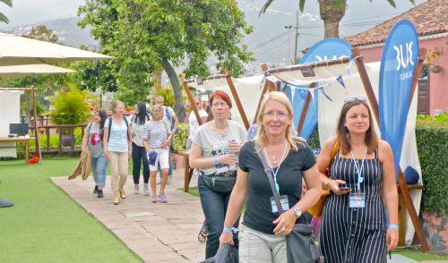 La diversidad de Tenerife, la impresión más comentada por los agentes de viajes