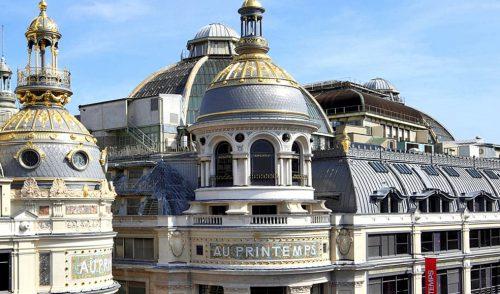La firma francesa de grandes almacenes Le Printemps promociona Tenerife como destino turístico