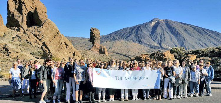 Un nuevo grupo de 150 agentes de viajes alemanes llega a la Isla a través del programa TUI Inside
