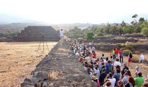 Pirámides de Güímar celebrará en sus instalaciones la llegada del solsticio de verano