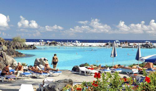 Tenerife recibe en mayo más de medio millón de turistas con un alza interanual del 11,8 por ciento