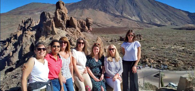 Representantes de turoperadores y agencias de Reino Unido especializados en lujo visitan la Isla