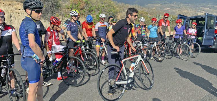 VÍDEO: Resumen de la edición de este año del Tenerife Bike Festival