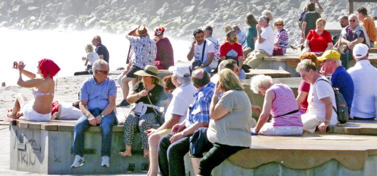Tenerife registra un 8,4 por ciento más de turistas durante el primer cuatrimestre del año