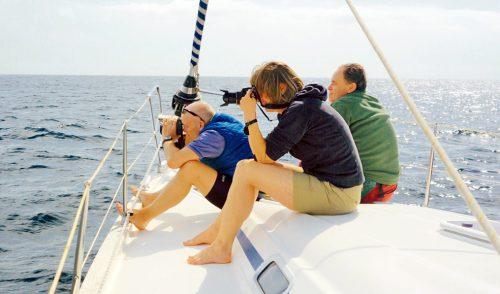 Un grupo de representantes de turoperadores y agencias de Reino Unido especializados en turismo de lujo visitan la Isla