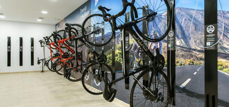 Arona Gran Hotel inaugura su centro ciclista con el sello de oro de Cycling Friendly