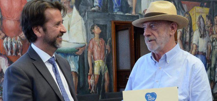 #YosoyTenerife incorpora al crítico gastronómico Eufrasio Sánchez como nuevo embajador de la campaña