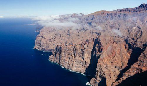 Las 15 cámaras web de Turismo de Tenerife registran una progresión espectacular de visitas desde marzo