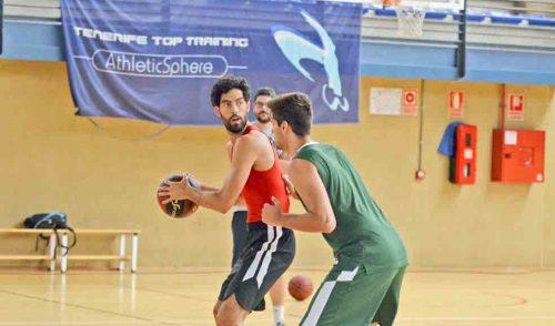 El Campus Javi Beirán Adeje-Tenerife Top Training cita a más de medio centenar de deportistas