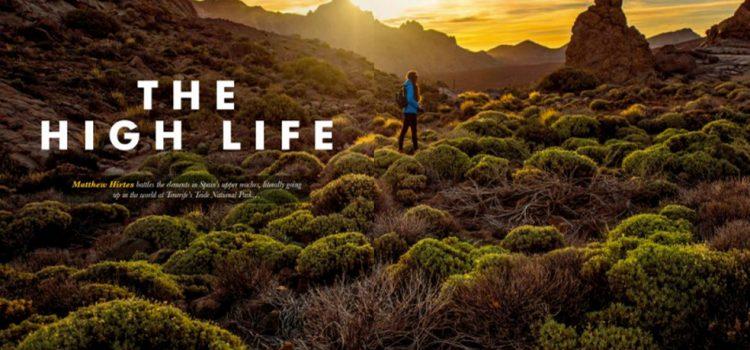 Informe de la actividad promocional de Turismo de Tenerife en Reino Unido e Irlanda el pasado mes de mayo