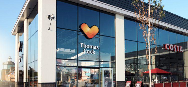 Thomas Cook ultima la recapitalización y la separación de sus divisiones operativas