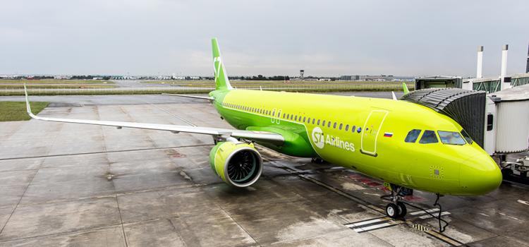 La compañía rusa S7 Airlines alcanza el número 100 de su flota con un nuevo Airbus A320neo