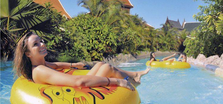 Siam Park, premio al mejor parque acuático del mundo de TripAdvisor por sexto año consecutivo