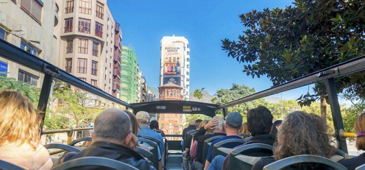 Nuevo servicio gratuito de Tenerife City View para trasladar a sus clientes hasta Santa Cruz
