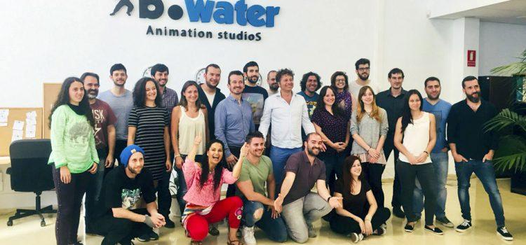 B Water Studios prepara la realización de una saga de películas de acción