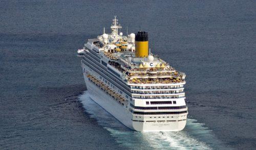 Los puertos españoles reciben un 4,9 por ciento más de cruceristas el primer semestre del año