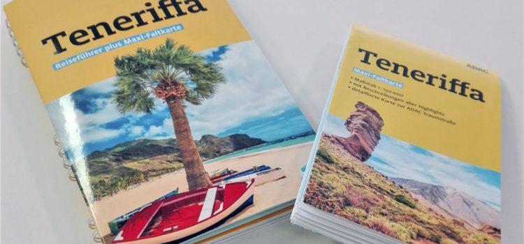 La conocida editorial alemana Adac lanza una extensa guía sobre Tenerife