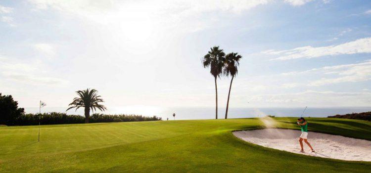 Aumentan las ventas de 'greenfees' en los campos de la Isla asociados a Tenerife Golf