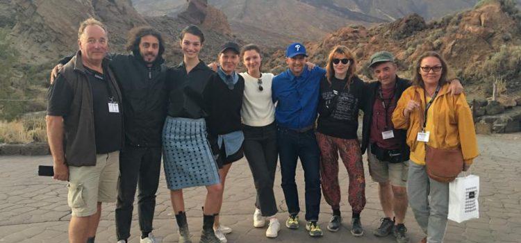 Harper's Bazaar Rusia elige Tenerife para realizar un reportaje de moda de 10 páginas