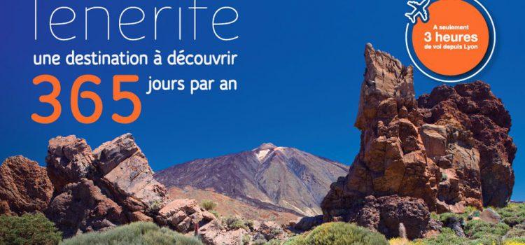 Turismo de Tenerife promociona el destino en Lyon y la conexión directa de EasyJet