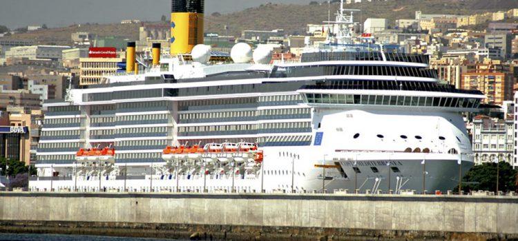 El mercado alemán de cruceros navega hacia los tres millones de pasajeros