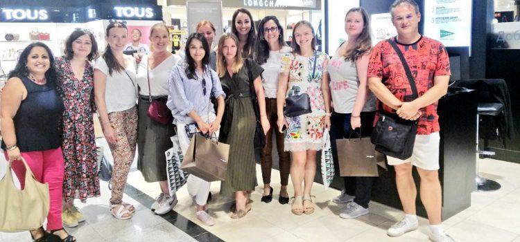 Tenerife Select organiza un fam trip de agencias y operadores de Rusia especializados en lujo