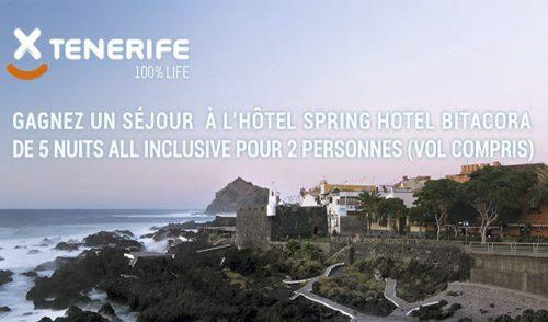 Turismo de Tenerife realiza una campaña profesional de formación online en Francia