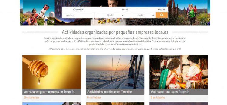 Turismo de Tenerife asesora a empresas de actividades turísticas sobre comercialización 'online'