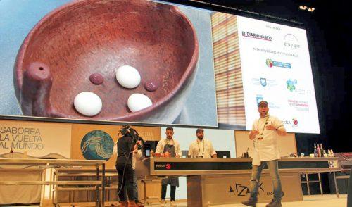 Tenerife exhibe en San Sebastián Gastronomika la calidad de sus productos