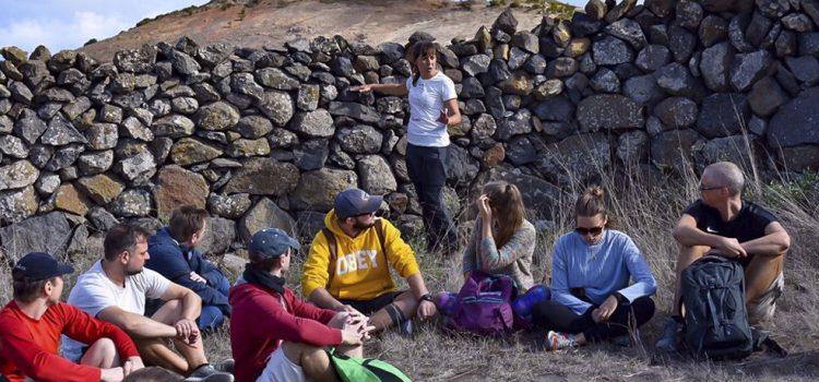Tenerife Work&Play lleva a un grupo de nómadas digitales al macizo de Teno