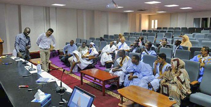 El Cabildo aplica el proyecto Diomedea de formación ecoturística en Mauritania