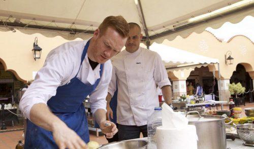 'Masterchef Celebrity' de Reino Unido posiciona a Tenerife como destino gastronómico