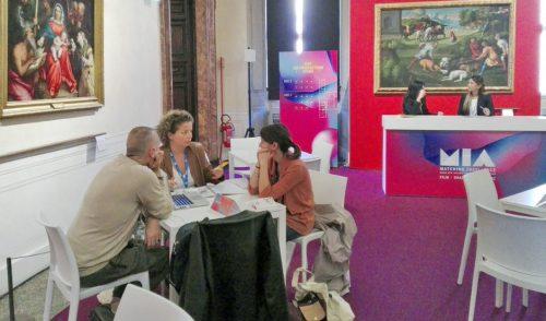 Tenerife Film Commissión participa en sendos congresos de la industria en Francia e Italia