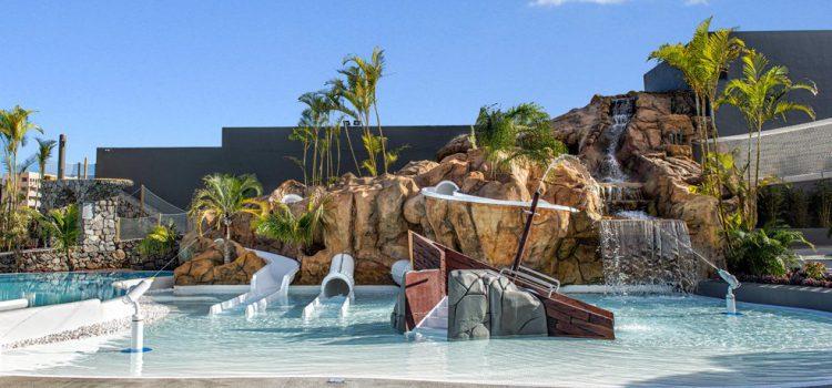 Adrián Hoteles inaugura un parque multiaventura en Roca Nivaria de Adeje