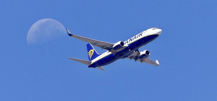 Ryanair anuncia su programa de rutas aéreas para el próximo verano