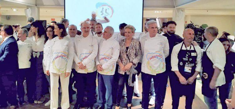 Saborea España celebra su décimo aniversario con una gala dedicada a la gastronomía