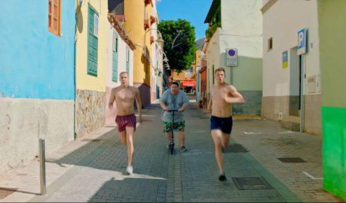 Lanzado el tráiler de la película rusa 'Some Like It Cold 2', rodada íntegramente en la Isla