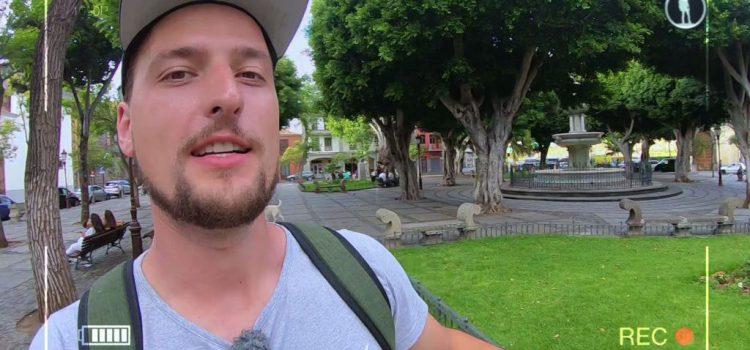 Más de 12 millones de rusos vieron a un joven moscovita cumplir su sueño de conocer Tenerife