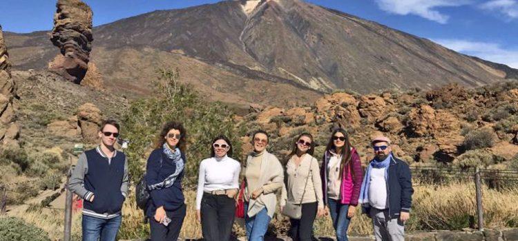 Tenerife Select colabora con un viaje de familiarización de operadores de Rusia