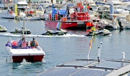Turismo de Tenerife prepara una charla sobre la zona marina Teno-Rasca
