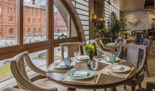 El restaurante tinerfeño 'El Rincón de Juan Carlos' desembarca en la Plaza Roja de Moscú