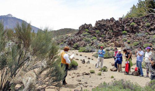 Tenerife No Limits lleva a Alemania la oferta del turismo deportivo multiaventura