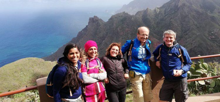 Turoperadores y medios de comunicación nacionales y europeos, en la Maratón de Santa Cruz