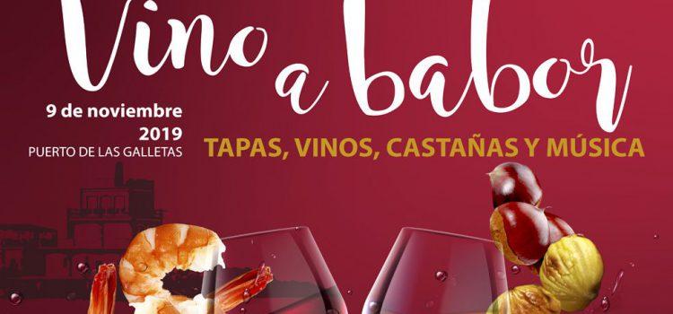 Marina del Sur celebra el próximo sábado una nueva edición de 'Vino a Babor'