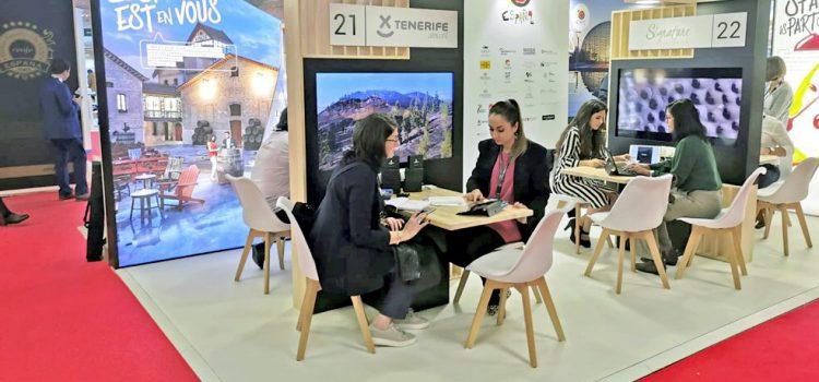 Tenerife Select promociona la oferta de lujo de la Isla en la ILTM de Cannes