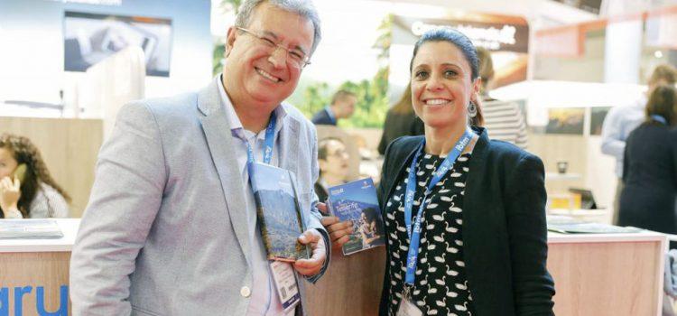 Tenerife muestra sus cualidades como destino de congresos en la IBTM World de Barcelona