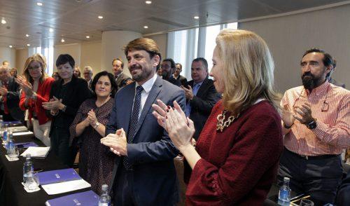 Jorge Marichal, aclamado por unanimidad nuevo presidente de CEHAT