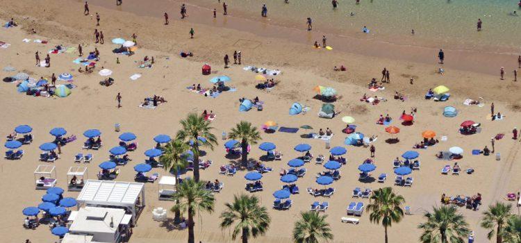 Las 15 webcam repartidas por la Isla registran un incremento de un 10 por ciento en el número de visitas