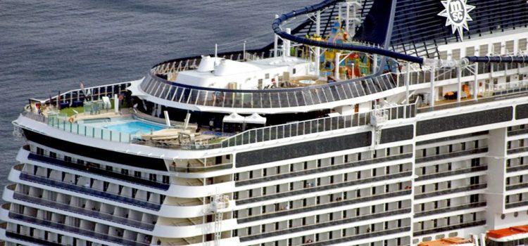 El turismo de cruceros en Alemania aumenta un 17 por ciento el primer semestre del año
