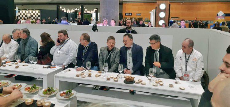 El Cabildo homenajea a las estrellas Michelin y Bib Gourmand de la Isla en Madrid Fusión'20
